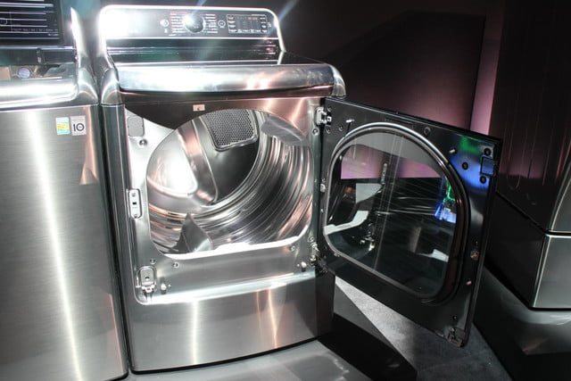 lg twin wash system adds mini washer pedestal large capacity dual door dryer 4