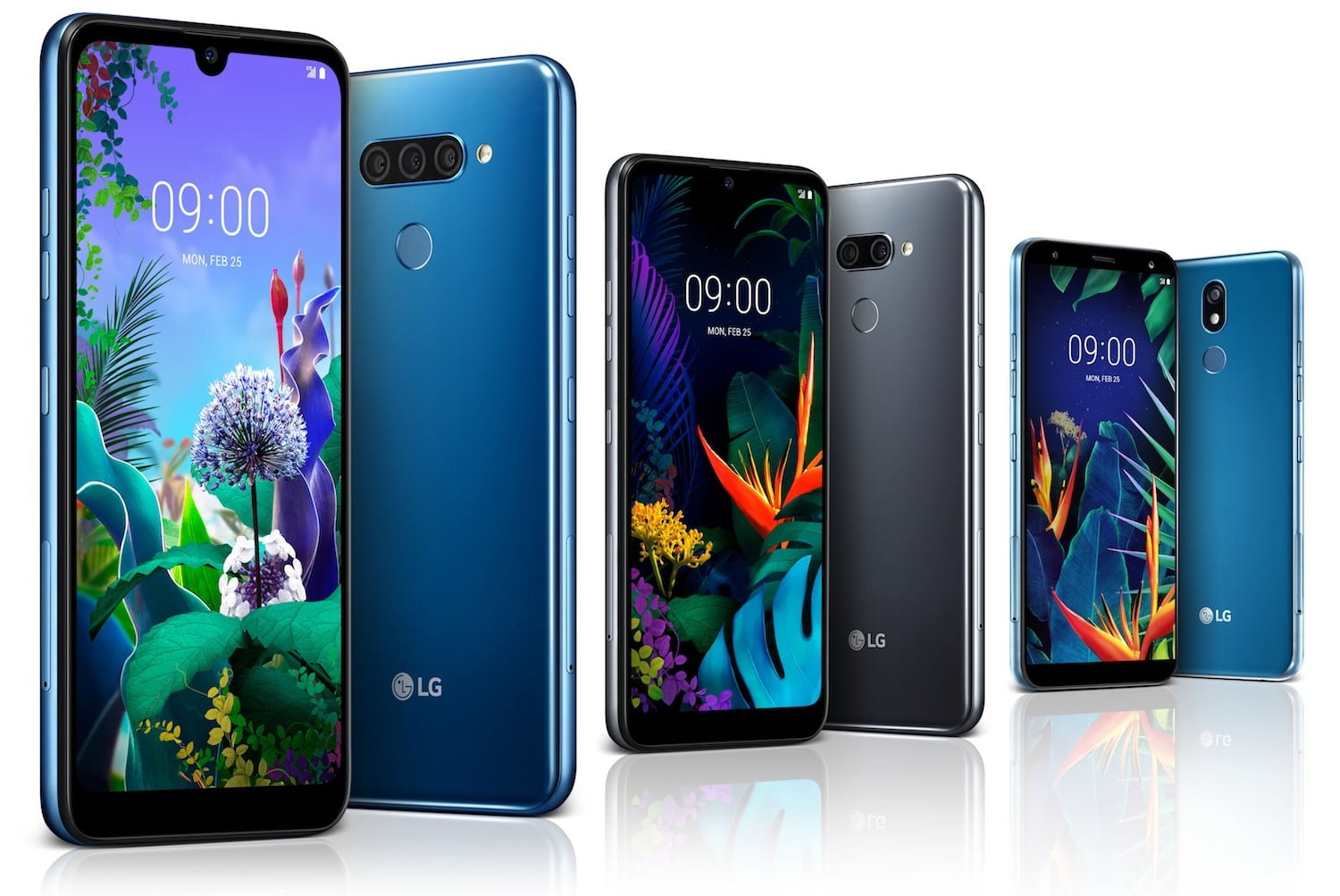 LG Starts MWC 2019 Early With New Q60, K50, and K40 Phones ...