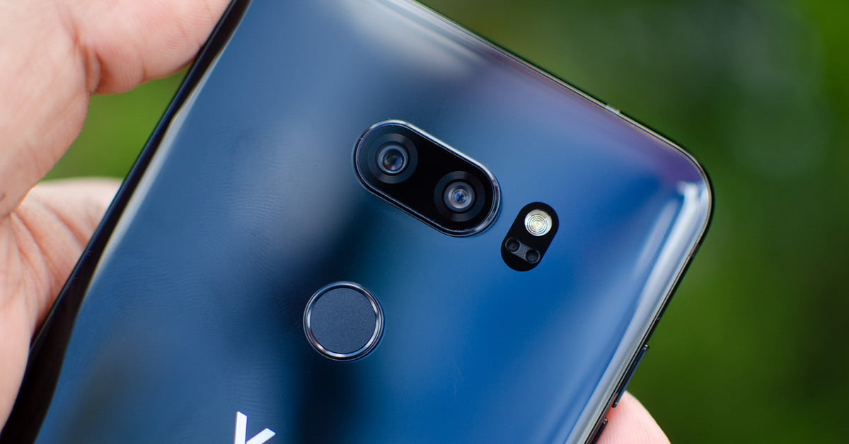 [Mobile phones] LG V35 ThinQ review