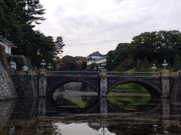LG V40 ThinQ Optical zoom vs. Digital zoom: Imperial Palace