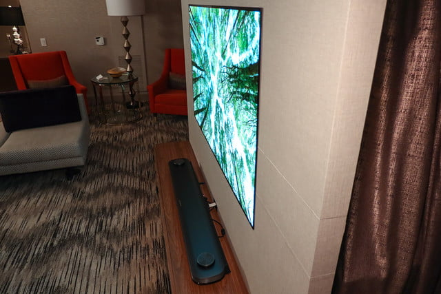 LG Wallpaper OLED TV Costs $8,000, Available For Pre-Order