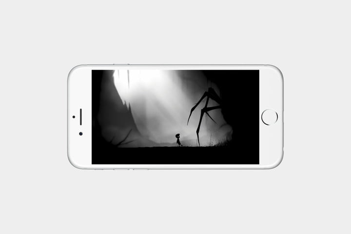 best iPhone games: limbo