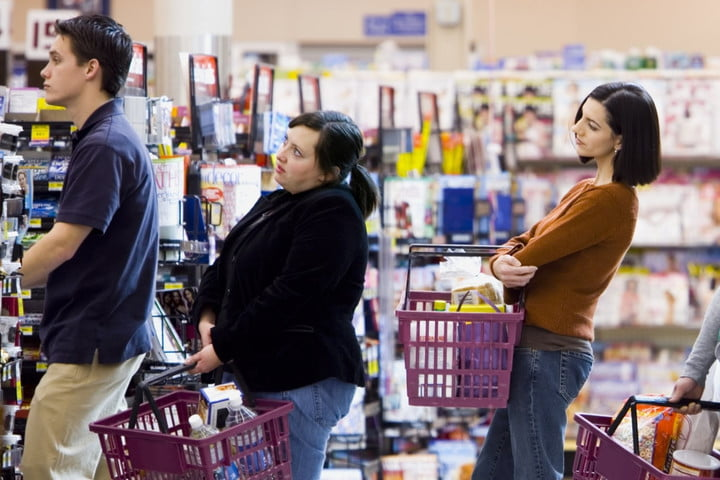 You may soon be able to skip the grocery checkout line at Kroger