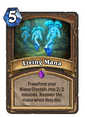 hearthstone decks ungoro living mana 55491