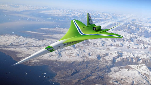 high speed concepts that could mark the return of supersonic travel lockheed martin n 2 jet 5