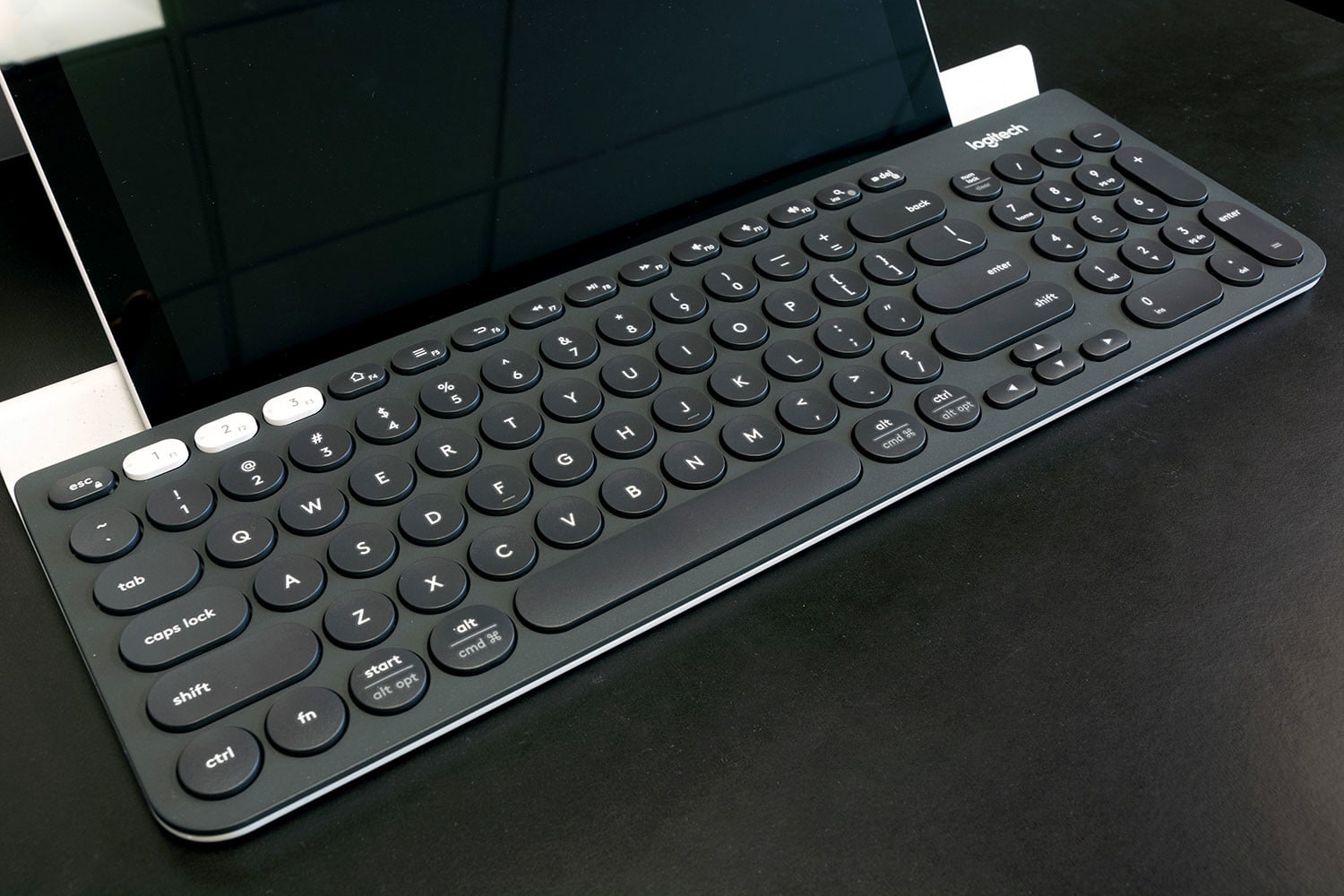 the best wireless keyboards for windows 10 mac ios and android digital trends. Black Bedroom Furniture Sets. Home Design Ideas