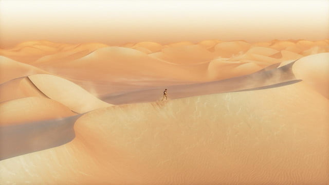uncharted 3 drakes deception lost desert day