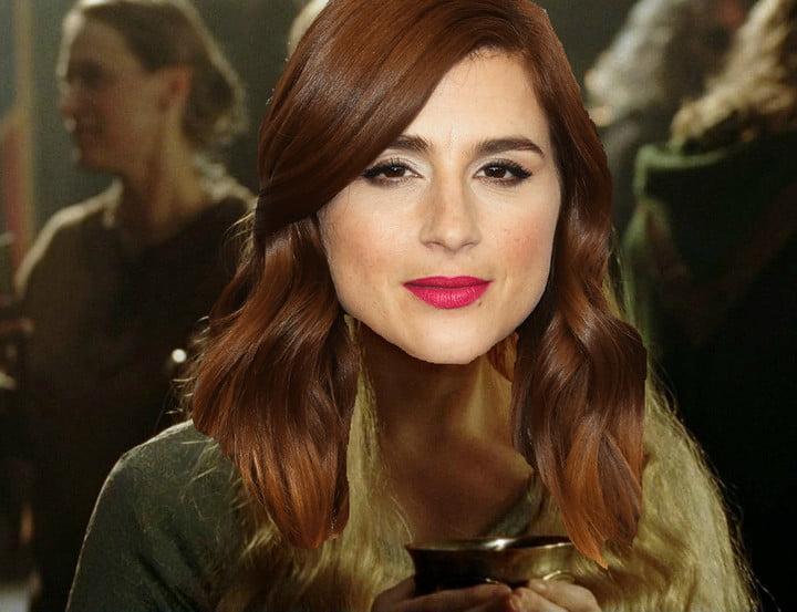 amazon lord of the rings show dream casting lotr aya cash