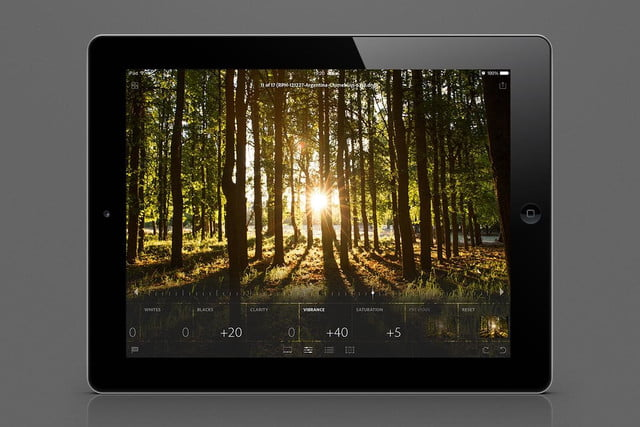 adobes lightroom lands on ipad subscription only lr mobile edit snapshots to raw