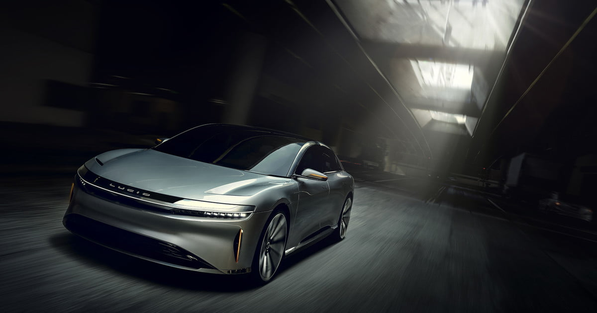 Lucid Motors Interview With Peter Rawlinson And Derek