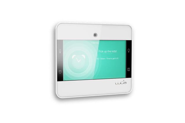 get a weather alert then use the intercom to tell your wife grab an umbrella with this smart home hub lucisnubrytetimer1119
