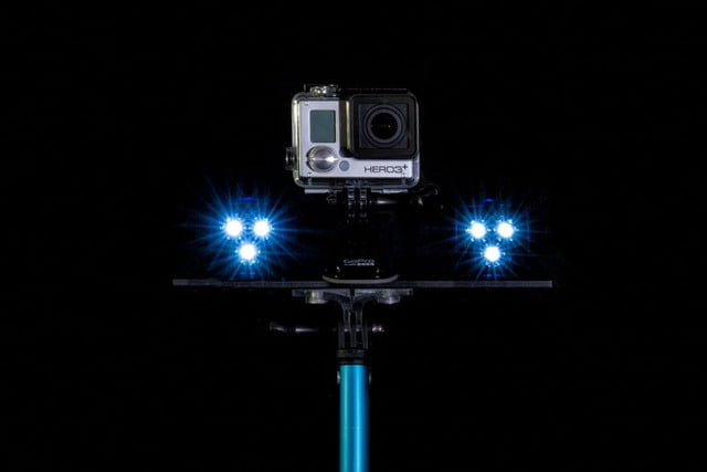 lume cube smart flash shines bright light onto action cams smartphones 3
