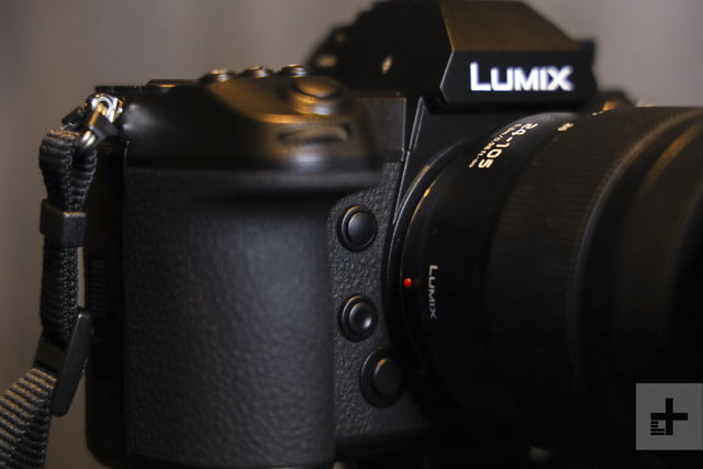 Lumix S1 Hands-on