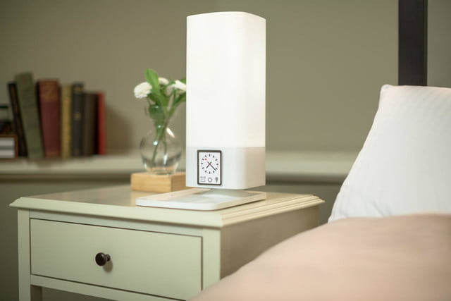 luzi smart lamp is a voice activated wireless charger 3