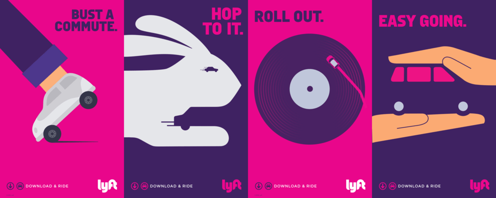 Lyft S Offbeat Tv Ad Says Riding Is A Lot More Fun Than
