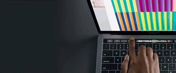 Don't like the Touch Bar? Too bad. Apple's new Macbooks make it almost mandatory