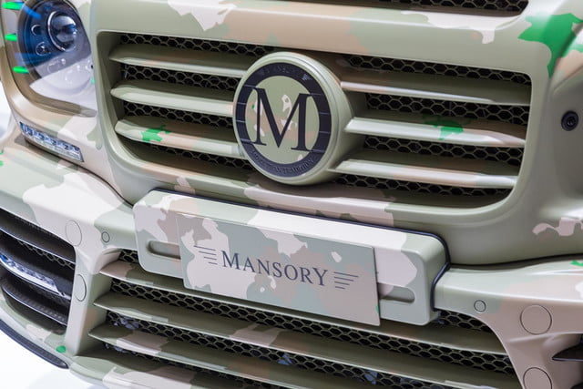mansory g wagen sahara edition pictures and specs wagon 5