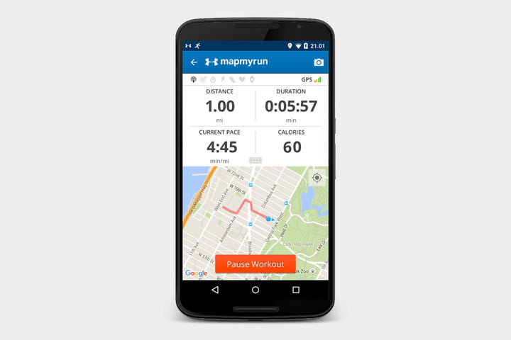 Find Your Fitness With Our Favorite Health And Fitness Apps For - Map run distance free