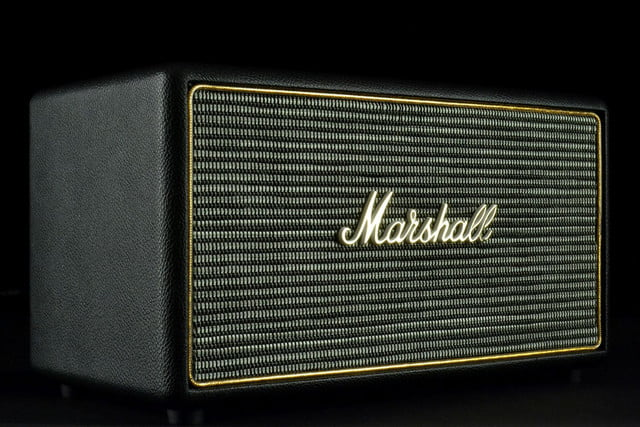 Marshall Standmore BT Speaker front right angle