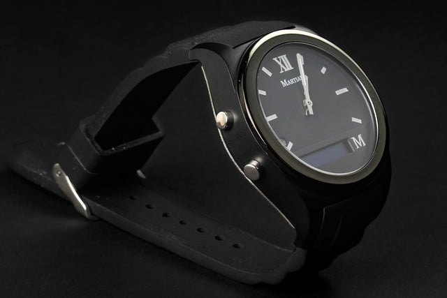 Martian Notifier Watch review side 2