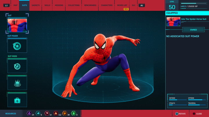 marvels spider man ps4 how to unlock every suit marvel s 20181222170813