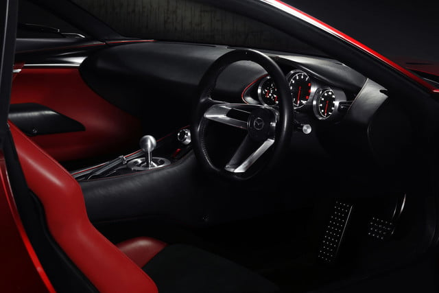 top 5 concept cars of 2015 opinion pictures specs mazda rx vision 14