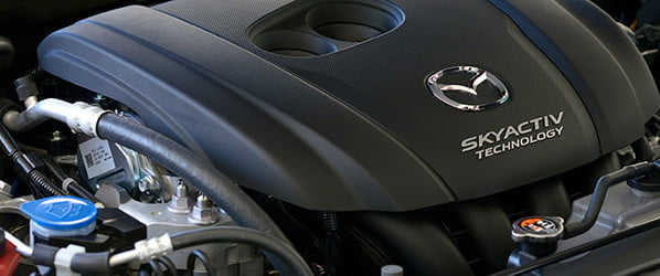 Mazda plans to  make the most of gas by burning less with Skyactiv-X