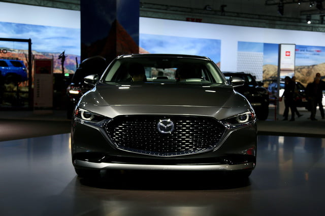 Mb Mazda X on Combustion Engine