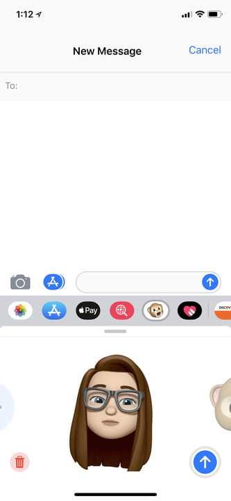 how to set up and use memoji 2