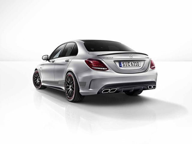 2015 Mercedes-Benz C63 S Edition 1