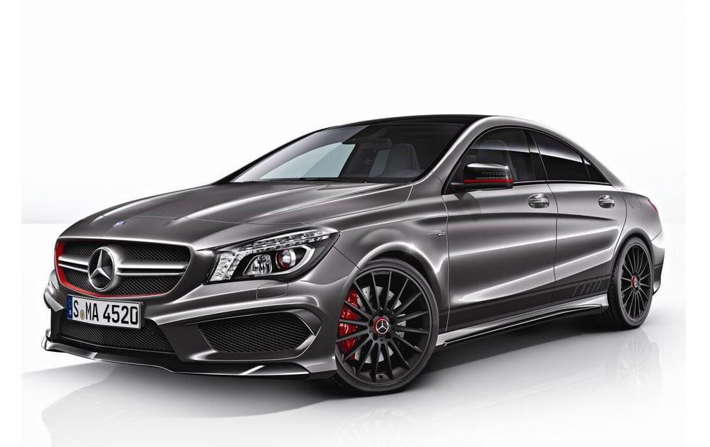 2014 mercedes benz cla45 amg first drive review contact for Mercedes benz contact us