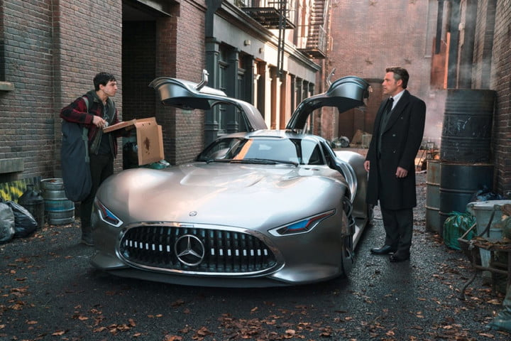 Mercedes Benz Cars To Appear In Justice League News Photos