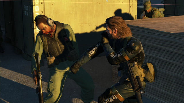 Metal Gear Solid V: Ground Zeroes screenshot 1