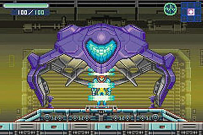 best gba games metroid fusion thumb