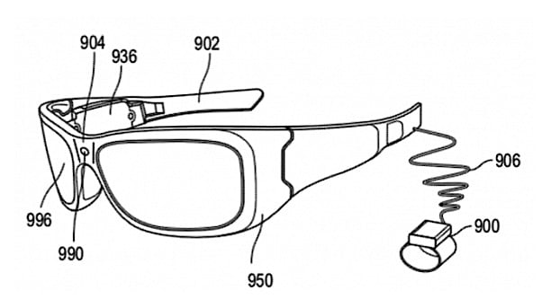 Microsoft Glass? Patent shows computer giant is