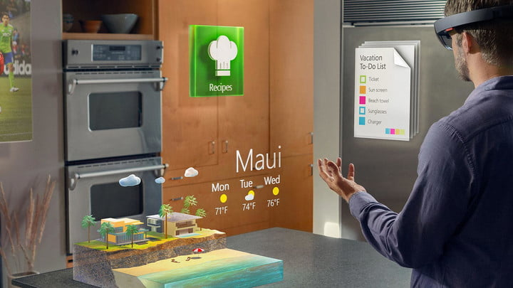 Could the next Microsoft HoloLens be announced at MWC 2019?