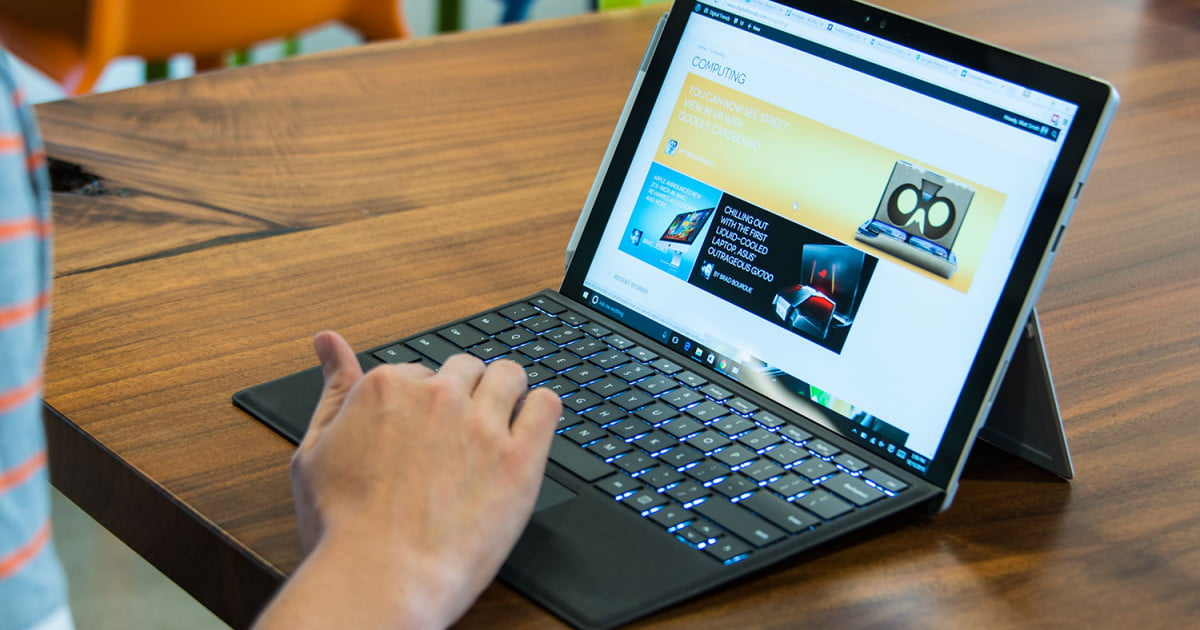 Microsoft Surface Pro 4 Review Redefining The Laptop