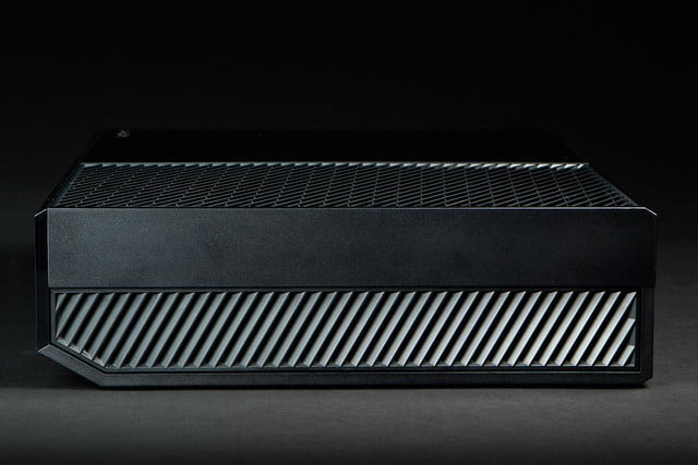 microsoft xbox one review console right side