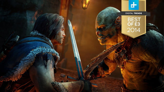 Middle earth Shadow of Mordor Best of E3