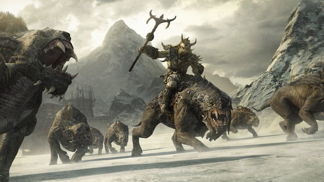 Middle Earth Shadow Of War Review Digital Trends
