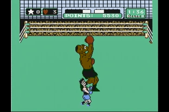 best nes games ever mike tyson s punch out screen 2