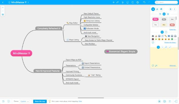List of concept- and mind-mapping software