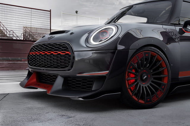 Mini John Cooper Works Gp Concept Headed To Production In 2020