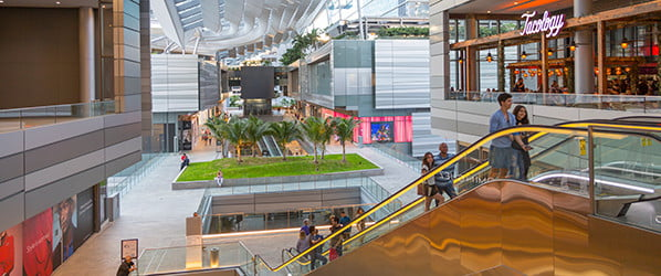 Cities looking to get smart take a lesson from An iconic shopping mall