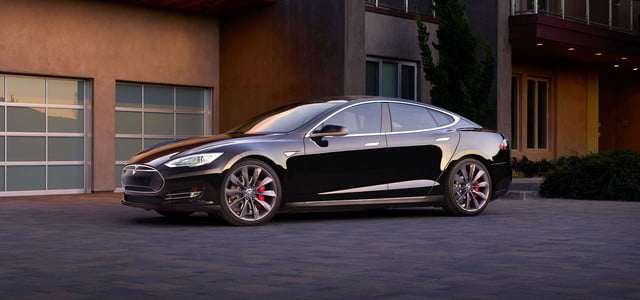 tesla launches pre owned program details prices model s side