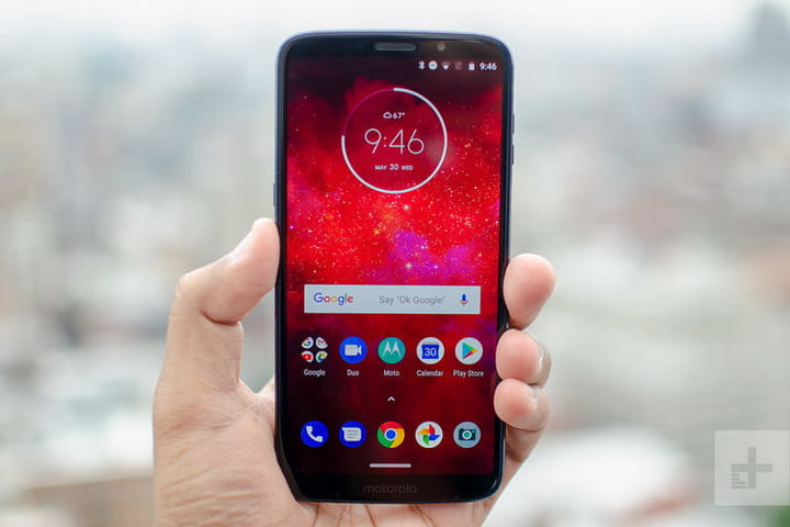 moto z3 play home hero