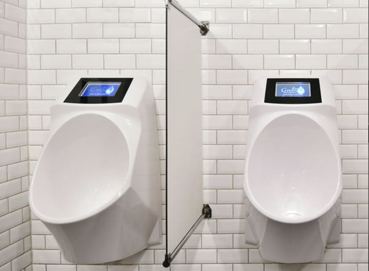 Gone Are The Days When Going To The Bathroom Was A Private Experience U2014  Thanks To A Dutch Toilet Startup, ...