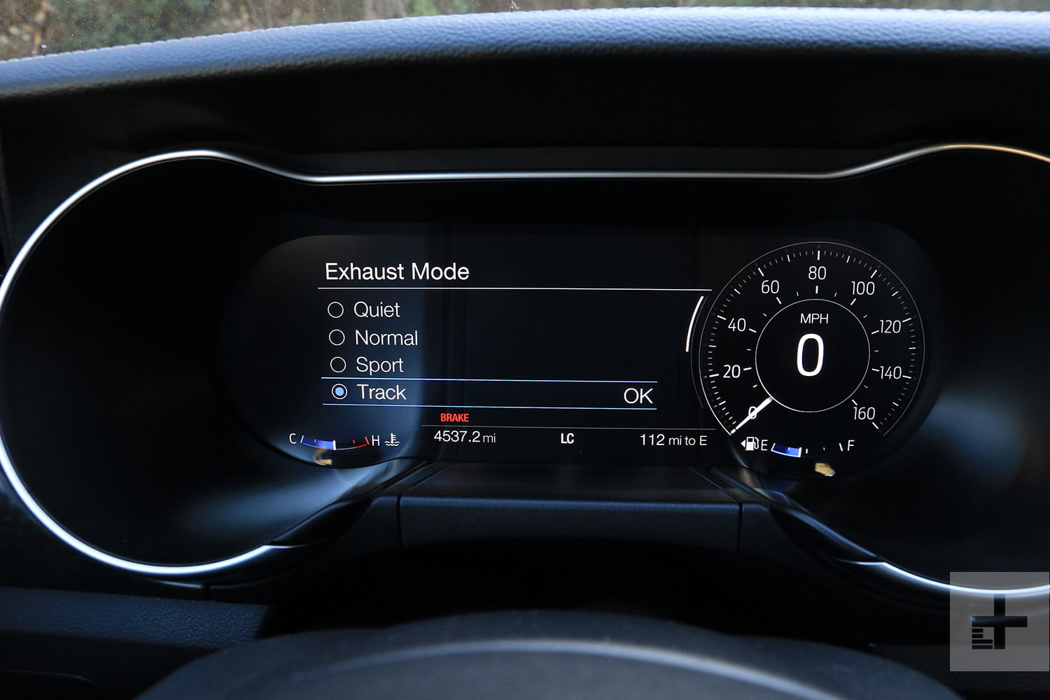 Five Ways The Refreshed 2018 Mustang Gt Merges Brains With Brawn Back Pix For Car Sound System Setup Diagram Feature 19