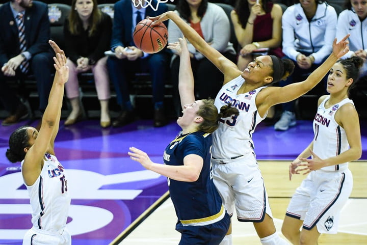 watch college sports live online espn plus ncaa women s final four  semifinals