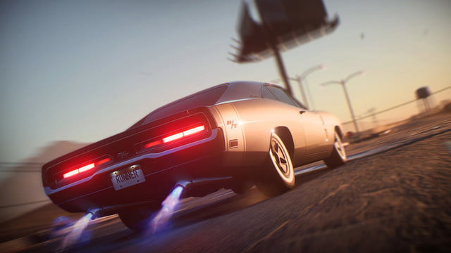 Need for Speed Payback review exhaust flames
